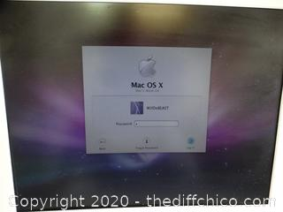 Apple I-BOOK G4 Password Protected unknown Contents