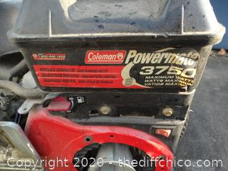 Coleman Pressure Washer Parts only ????