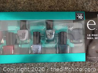 ELF Nail Polish Set  new