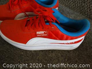 Puma Shoe 5