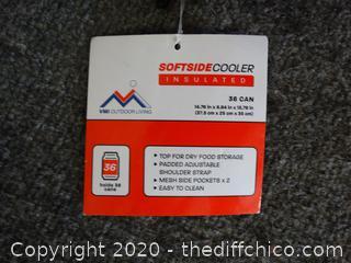Soft Side Cooler New