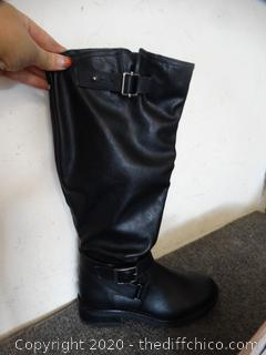 New Frengie  Womens Boots 7.5