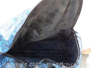 "World Famous Rhino Brand Rolling BAG  32"" x 17"" x 15"""