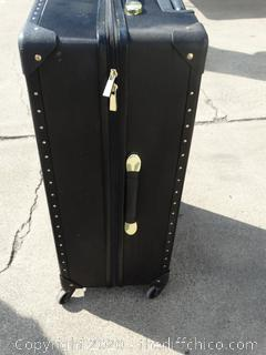 "Really Nice Hard Shell Rolling Suitcase 30"" x 19"" x 12"""