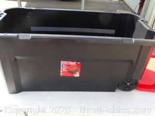 Craftsman Rolling Tub
