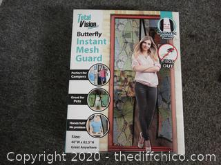 Butterfly Instant Mesh Guard