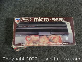 Micro Seal