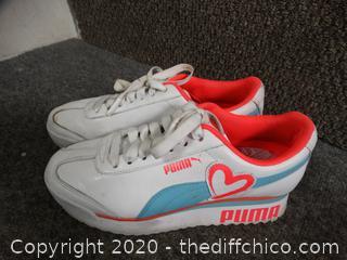 Puma Shoes 4.5