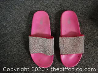 Pink Charlotte Russe Shoes 8
