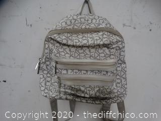Calvin Klein Back Pack
