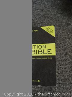 Sex Position Bible