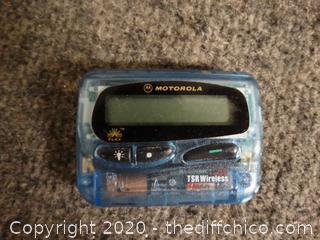 Motorola Pager