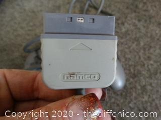 Namco Remote Control