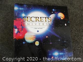 Secrets of the universe book