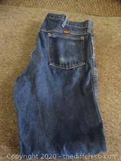 Rustler Jeans 32x29