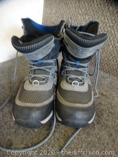 LL Bean Mens Boots 8 1/2