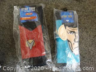 Star Trek Socks New