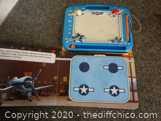 Disney Planes Drawing Toy