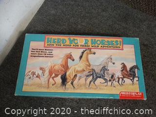 Herd your horses Game