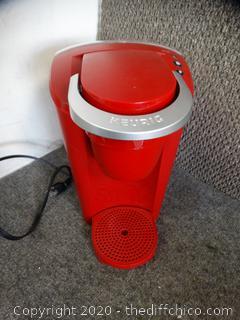 Keurig Coffee machine works