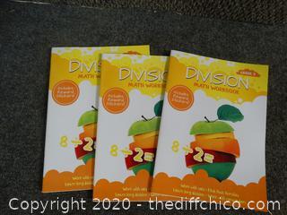 Grade 3 Division Books