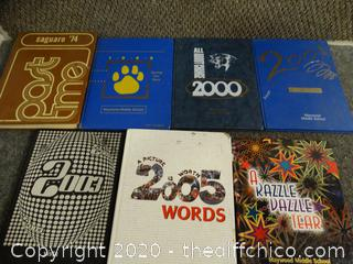 Year Book Lot