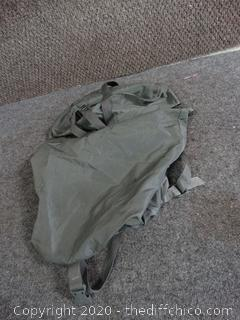 Duffle Bag With Cover