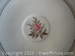 Noritake China Dishes