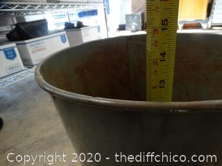 Metal Ash bucket