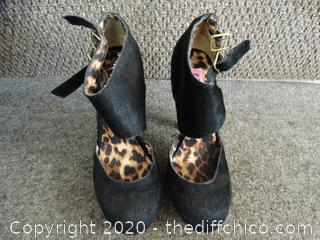 Betsy Johnson Heels 7.5