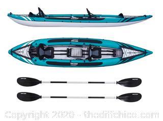 Driftsun Almanor 146 Inflatable Recreational Touring Kayak (J2)