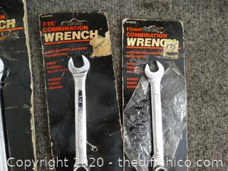 New Wrenches