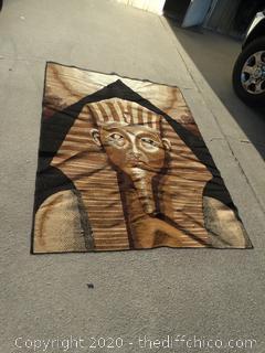 Egyptian Rug 7' x 5'