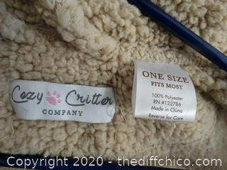 Cozy Critter Robe 1 Size fits most