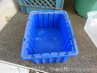 Buckets, Crate & More