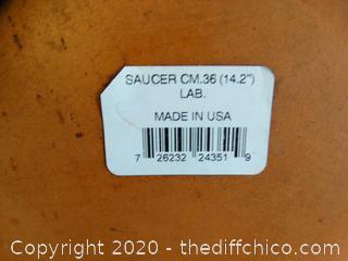 "14,2"" Planting Saucer"
