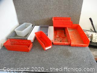 Plastic Organizers