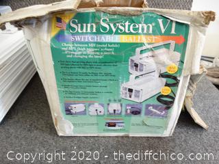 Sun System vi Ballast