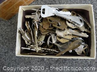 Box of Keys
