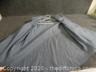 Wrangler Lightweight Coat/Shirt 2XL