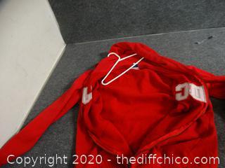 SJDC Zip Up Sweatshirt