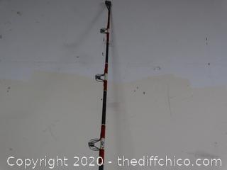 Old Fishing Pole 37""