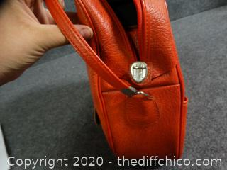 Womens Red Bag