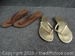 Flip Flops 8.5 & 9