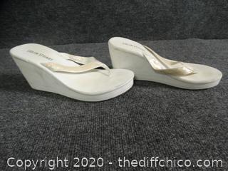 Collin Stuart Flip Flops 8.5