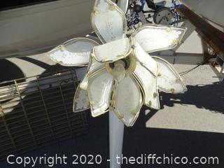 Flower Standing Light