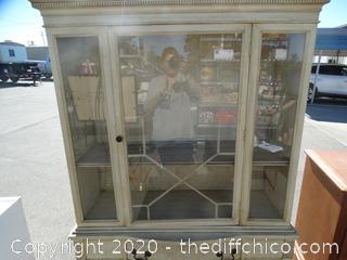 China Hutch 1 Shelf