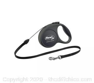 Flexi Retractable Leash | Extra Small XS - Max 18 Lbs | 10 Ft Leash