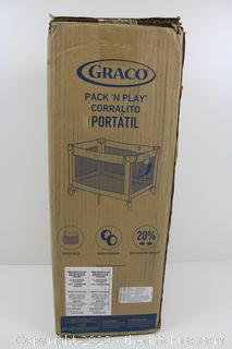 Graco Easy Fold Pack 'N Play Playard in Aspery