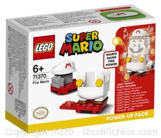 LEGO Fire Mario Power-Up Pack Super Mario (71370) New